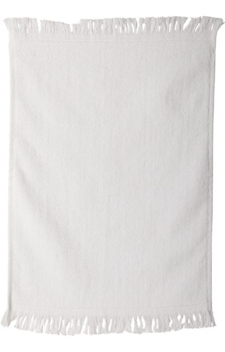 Carmel Towel Company C1118 White