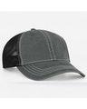 Pacific Headwear 0V67PH Charcoal/Black