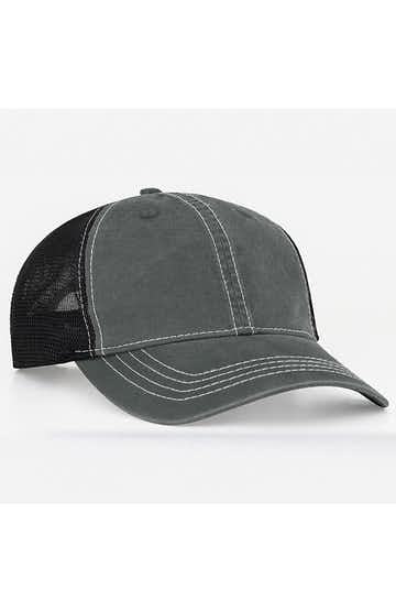 Pacific Headwear 0V67PH Charcoal/Black