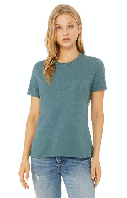 Bella+Canvas B6400 Heather Deep Teal