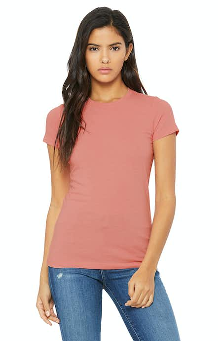 Bella+Canvas 6004 Heather Pink