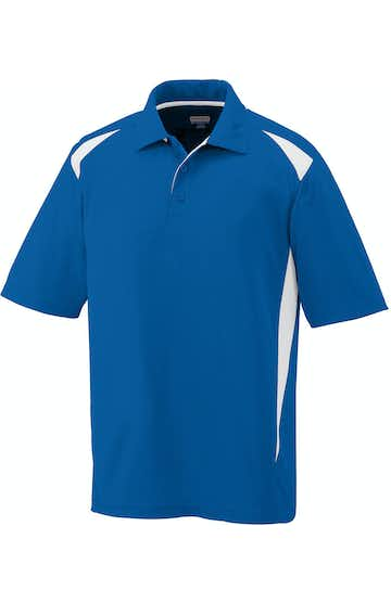 Augusta Sportswear 5012 Royal/White