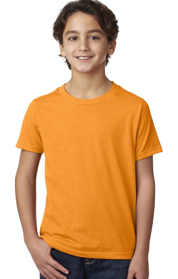 Next Level 3312 Orange