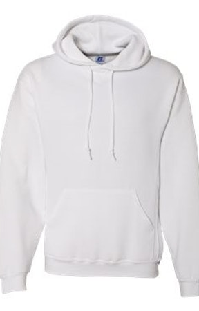 Russell Athletic 695HBM White