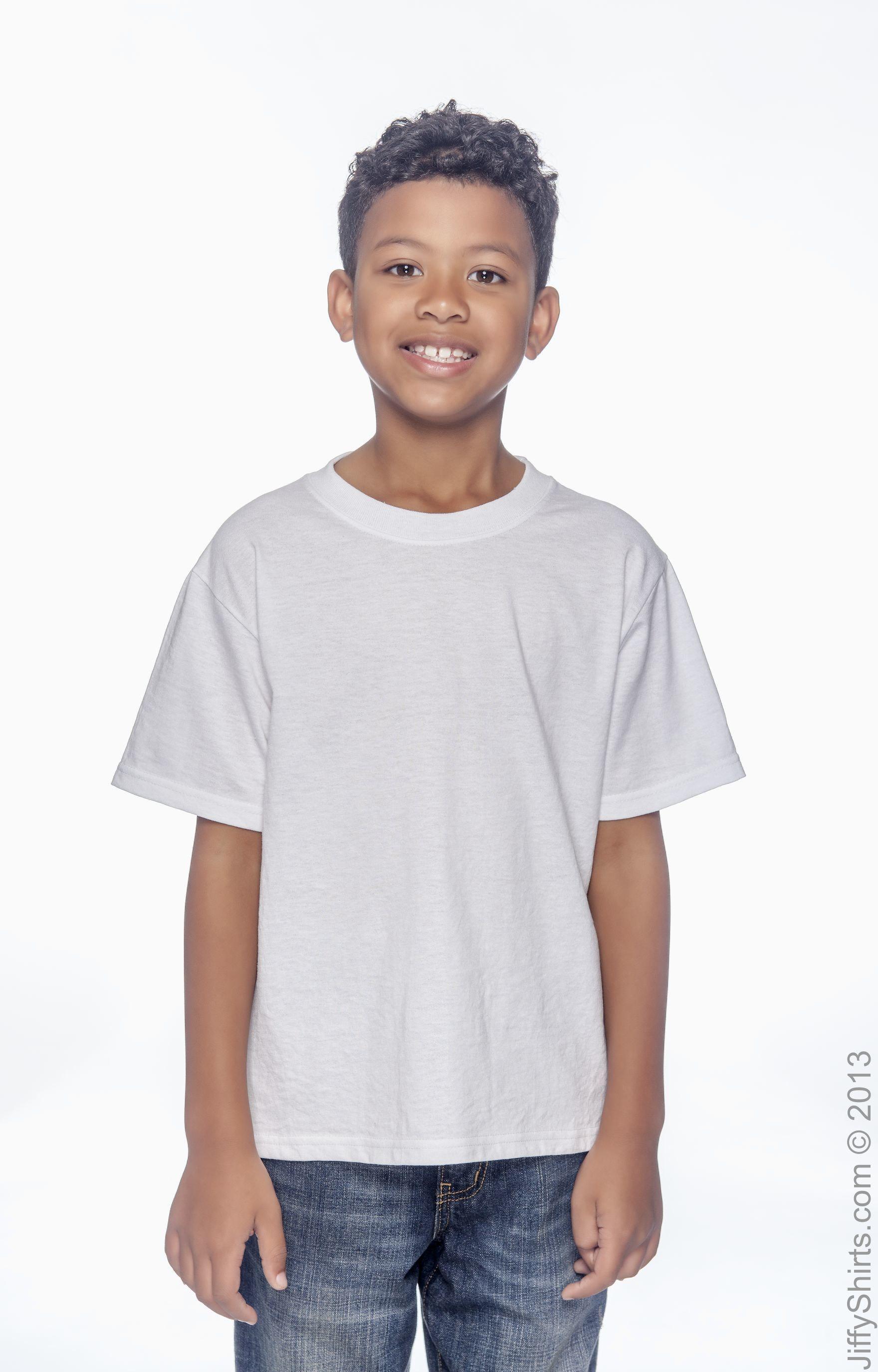 Jerzees 29B White