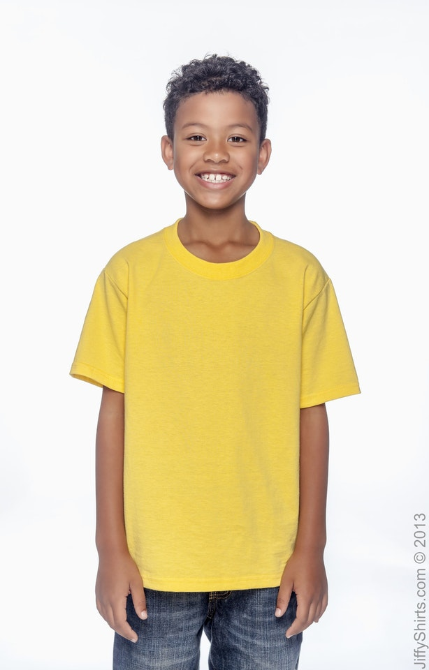 Jerzees 29B Island Yellow