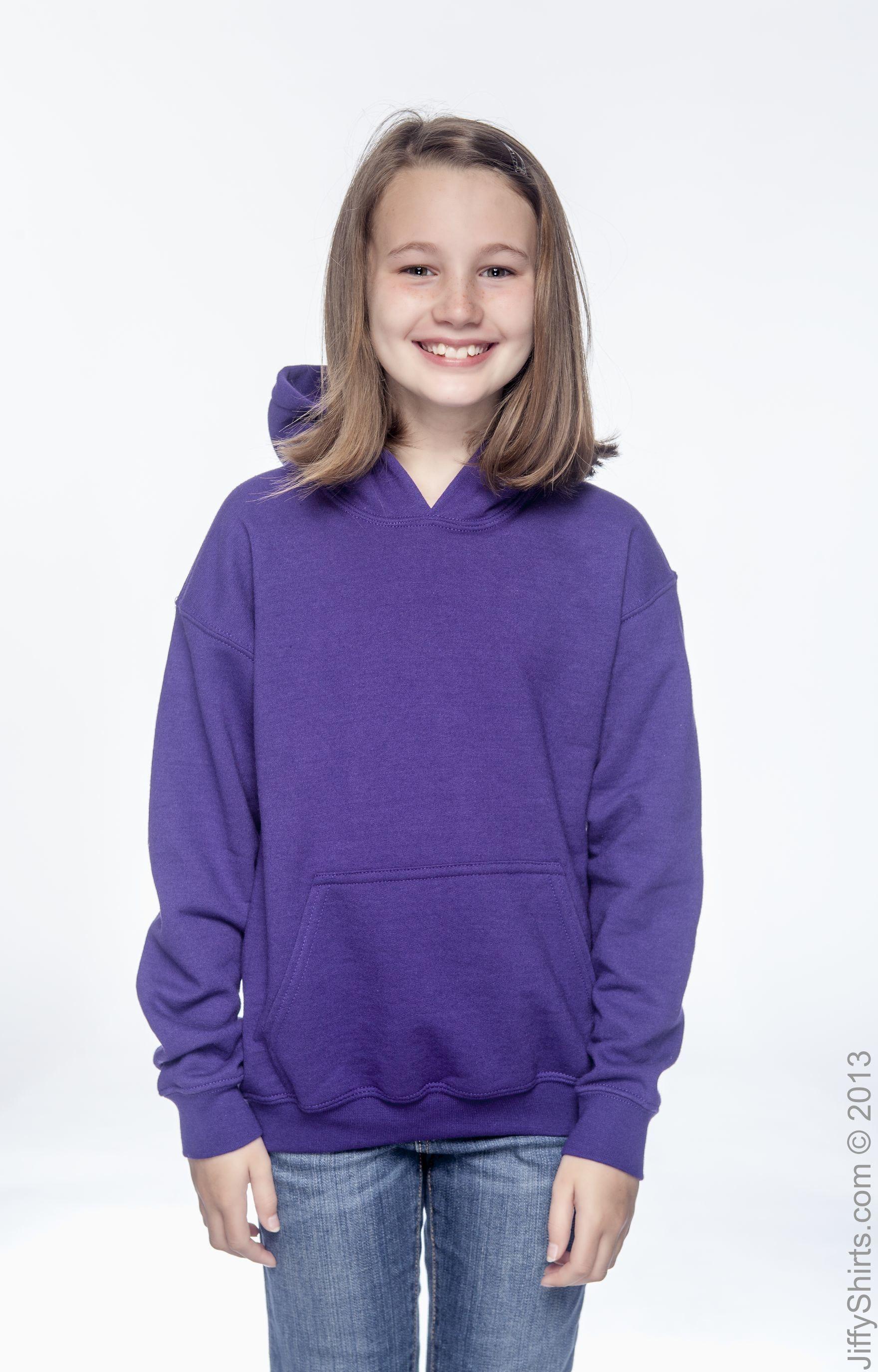 Gildan G185B Purple