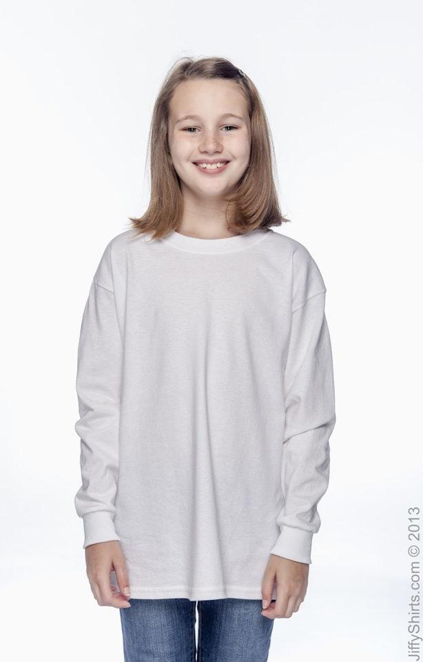 Gildan G240B White