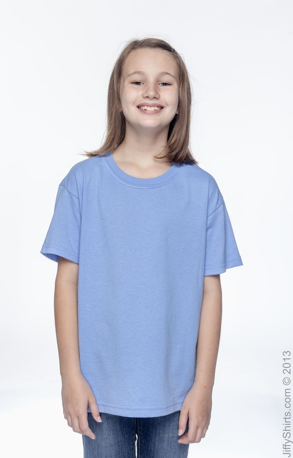 Gildan G800B Carolina Blue