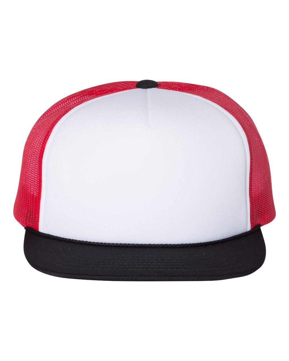 Richardson 113 White/ Red/ Black