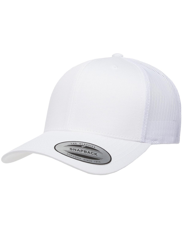 Yupoong 6606 White