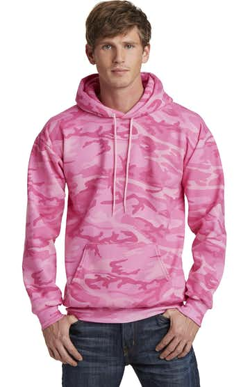 Port & Company PC78HC Pink Camo