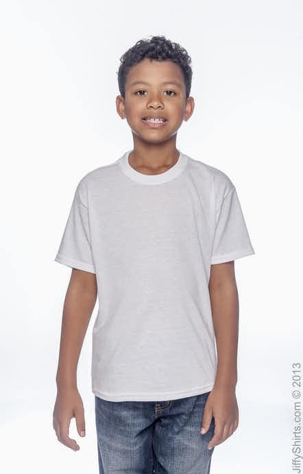 Hanes 5370 White