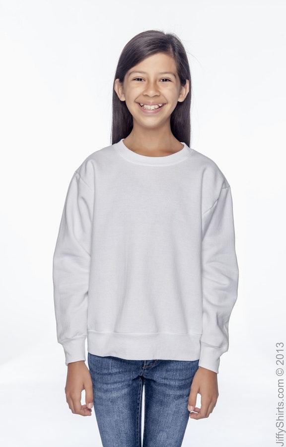 Hanes P360 White