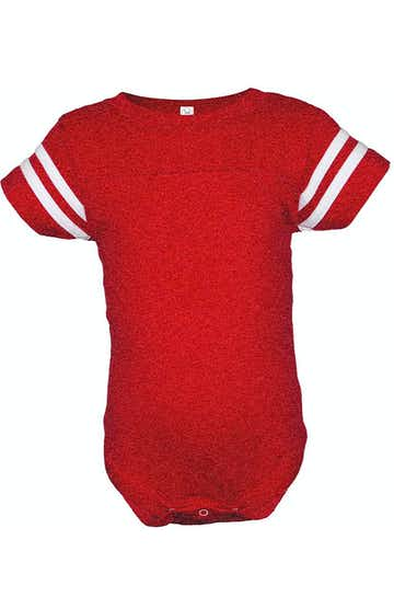 Rabbit Skins 4437 Vintage Red/Blended White
