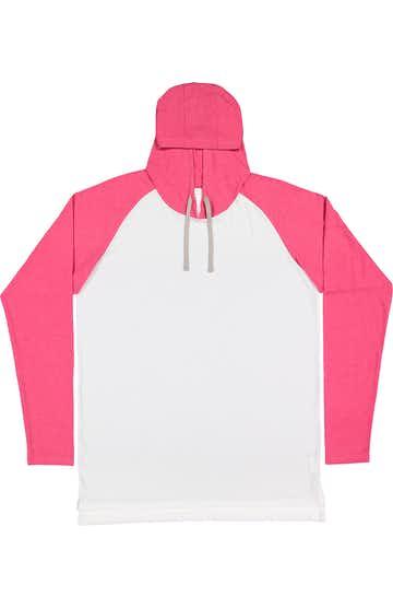 LAT 6917 Blended White/ Vintage Hot Pink/ Titanium