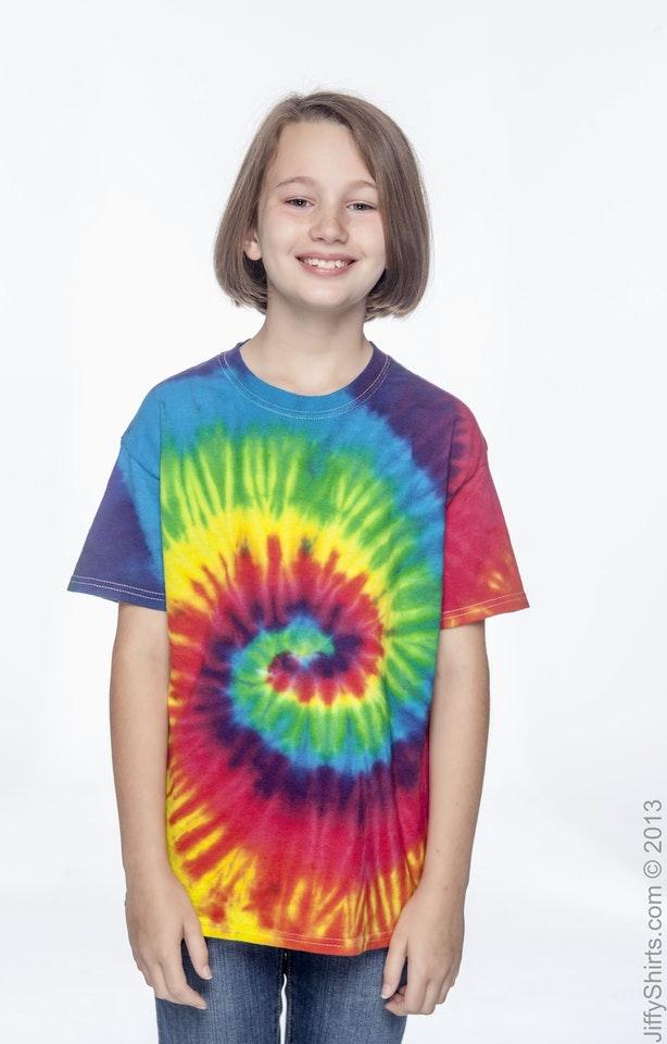 Tie-Dye CD100Y Reactive Rainbow