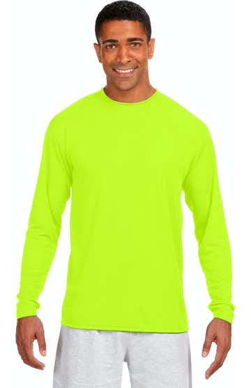 A4 N3165 High Viz Safety Yellow