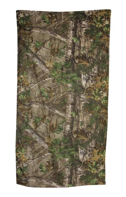 Carmel Towel Company C3060 Realtree Camo