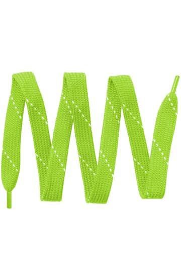 Sport-Tek LACE Neon Green / White