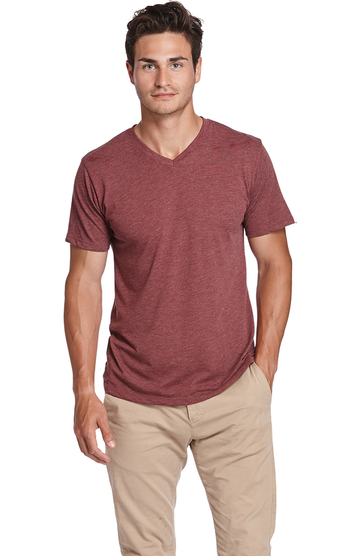 Platinum P602T Maroon Heather