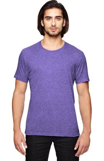 Anvil 6750 Heather Purple