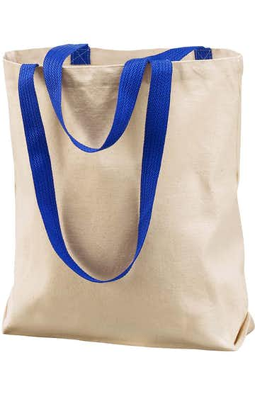 Liberty Bags 8868 Natural/Royal