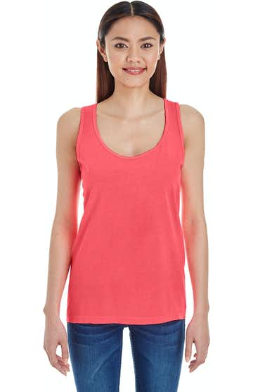 Comfort Colors 4260L Neon Red Orange