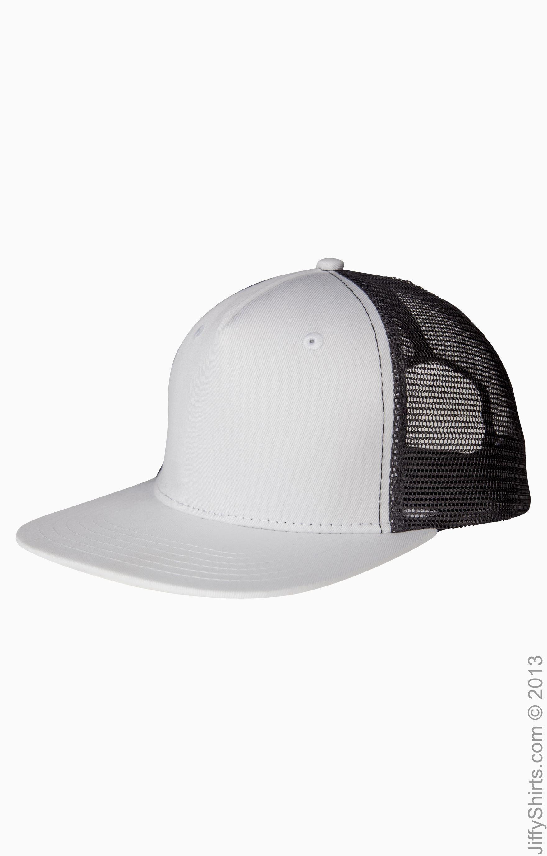 Big Accessories BX025 White/Black