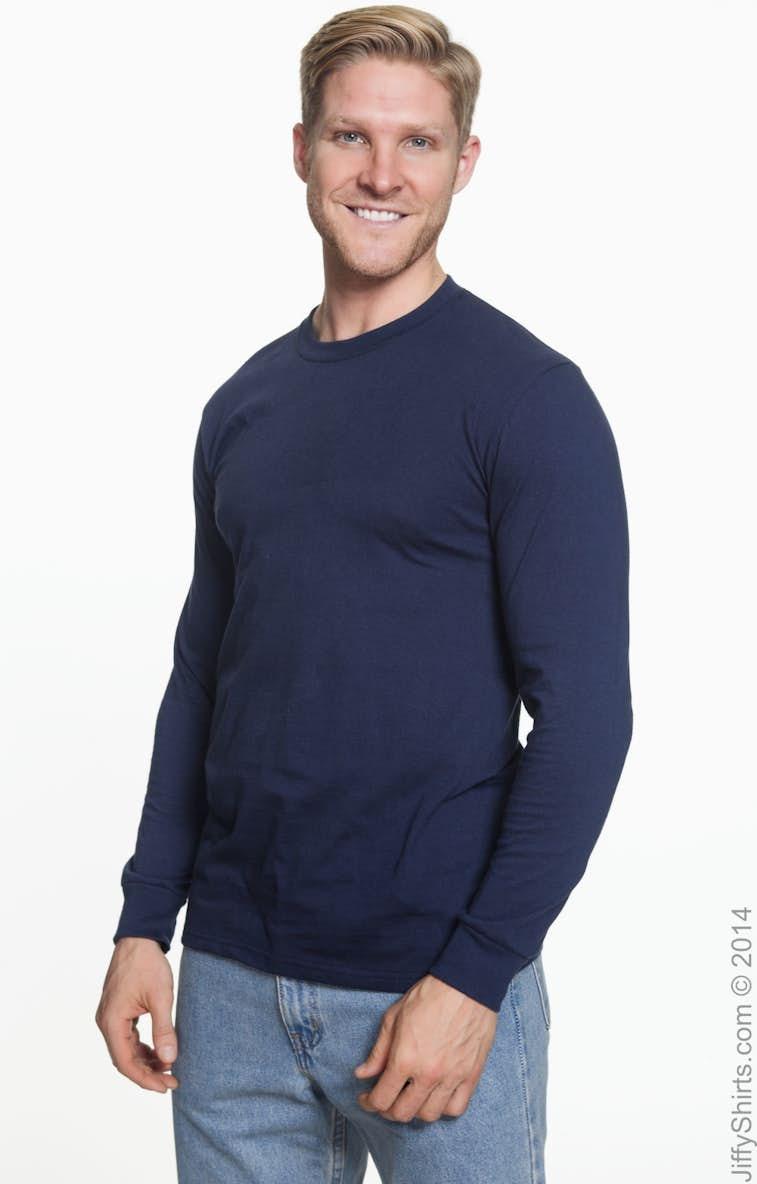 0971b5e82 Anvil Heavyweight Long Sleeve T Shirt | Kuenzi Turf & Nursery