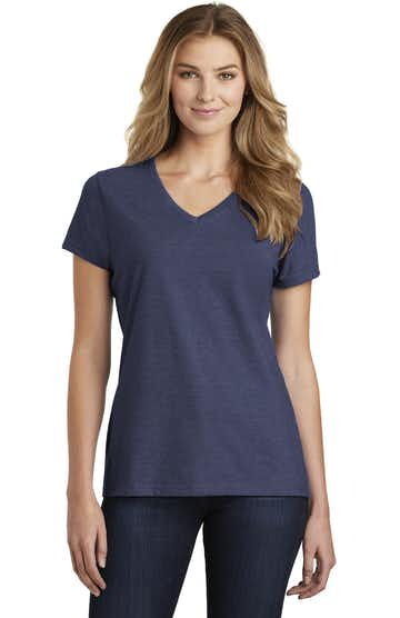 Port & Company LPC455V Team Navy Heather