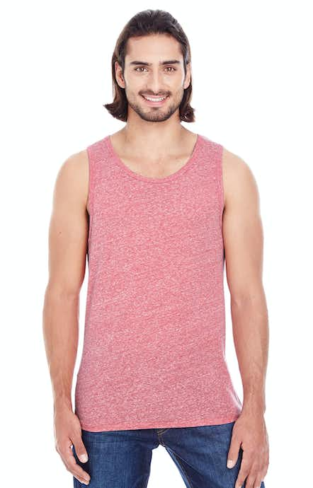 Threadfast Apparel 102C Red Triblend