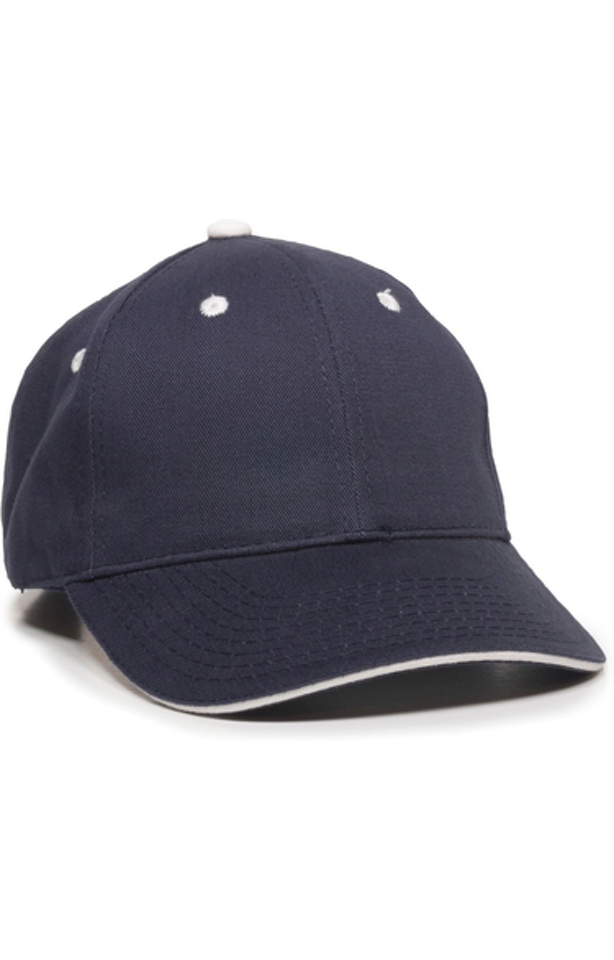 Outdoor Cap GL-845 Navy / White