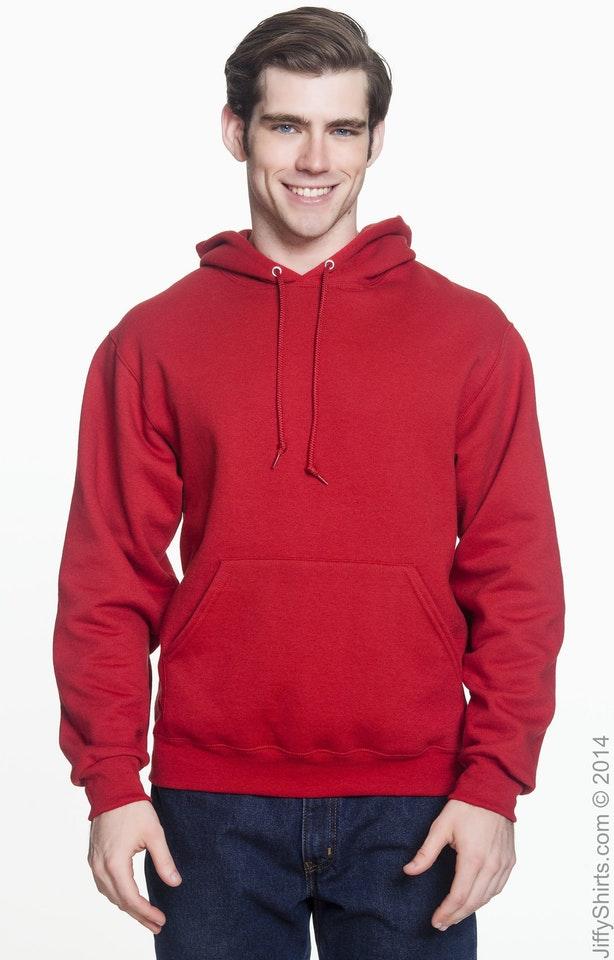 Jerzees 996 True Red