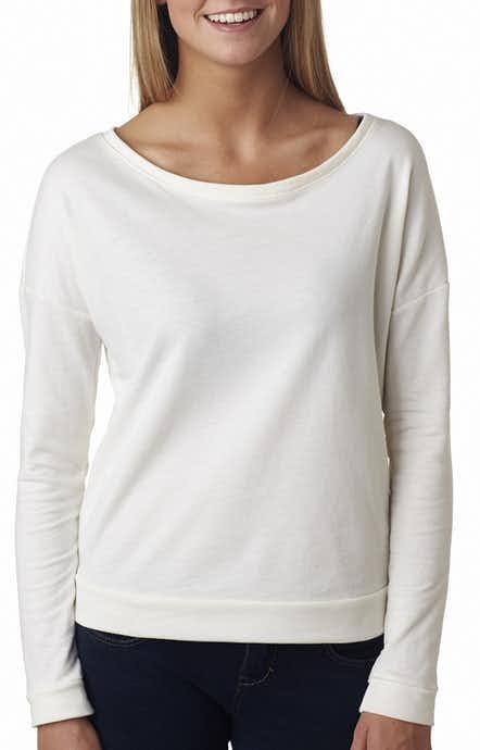 Next Level 6931 White