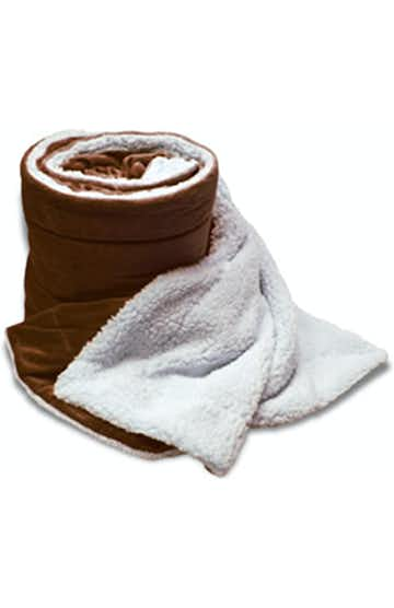 Alpine Fleece 8726 Chocolate
