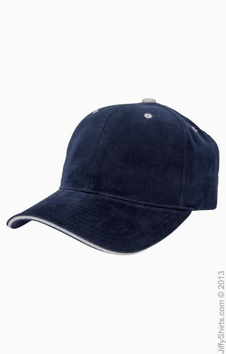 Yupoong 6262S Navy/White