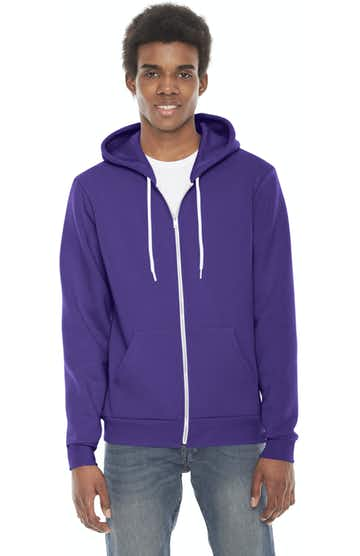 American Apparel F497 Purple
