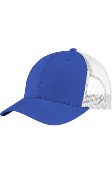 Sport-Tek STC39 True Royal / White