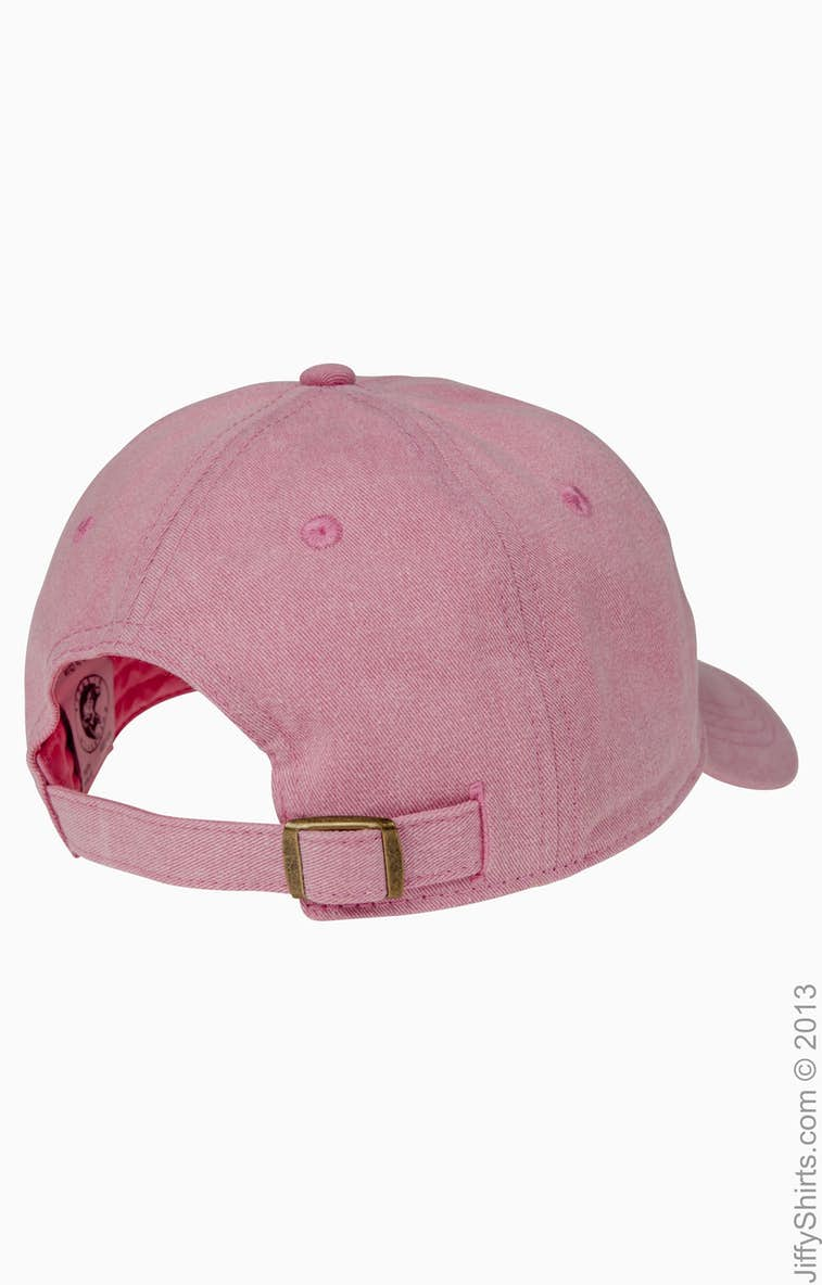 b7801af7e91 Authentic Pigment 1910 Pigment-Dyed Baseball Cap - JiffyShirts.com
