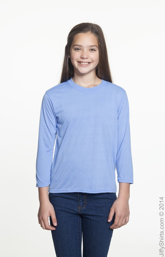 Gildan G424B Carolina Blue