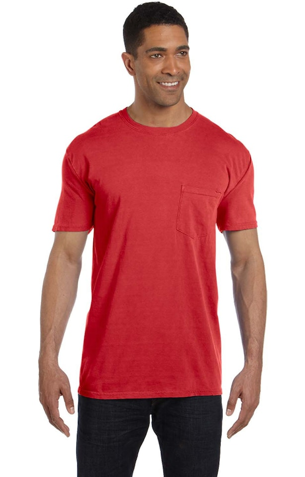 Comfort Colors 6030CC Red
