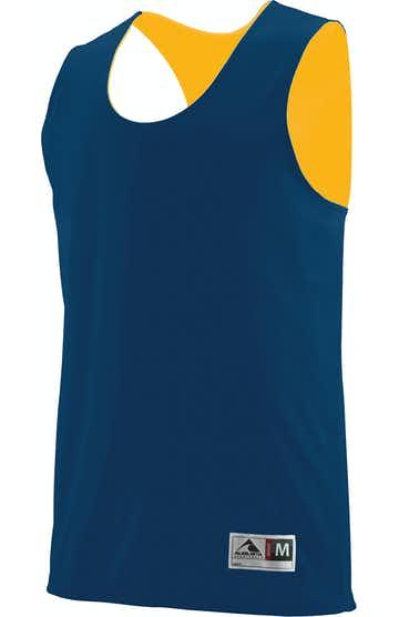Augusta Sportswear 148 Navy/ Gold