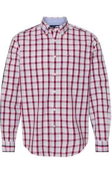 Tommy Hilfiger 13H1860 Baron Plaid - 13h1860