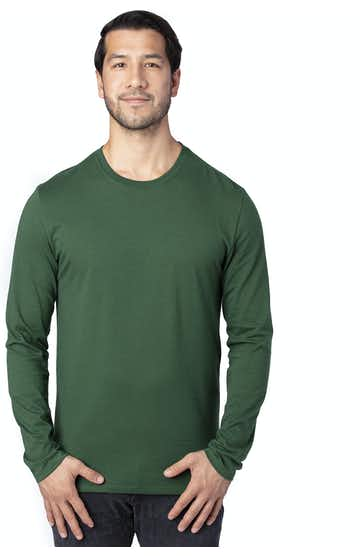 Threadfast Apparel 100LS Forest Green