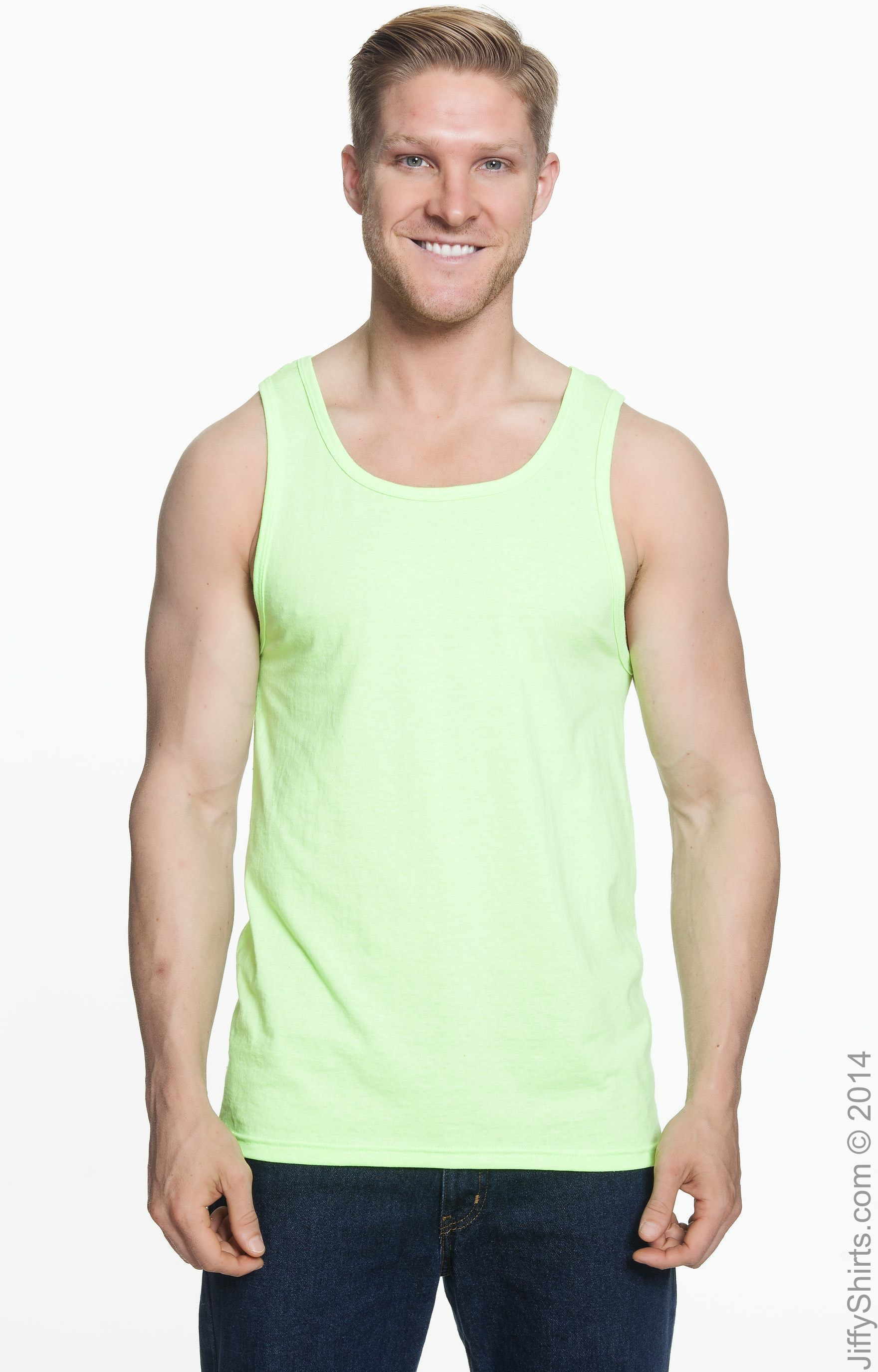 Fruit of the Loom 39TKR Neon Green
