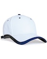 Pacific Headwear 0416PH White/Navy