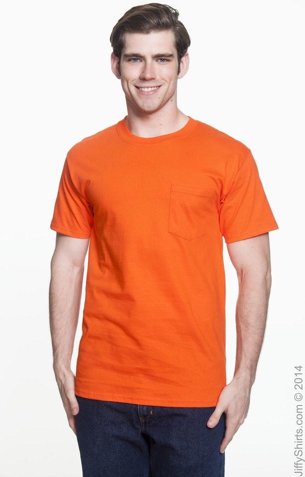 Hanes 5190P Orange