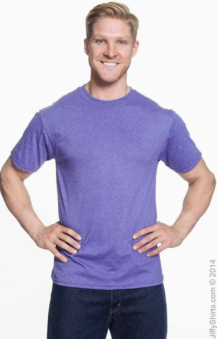 017257f9 Fruit of the Loom 3931 Adult 5 oz. HD Cotton™ T-Shirt - JiffyShirts.com