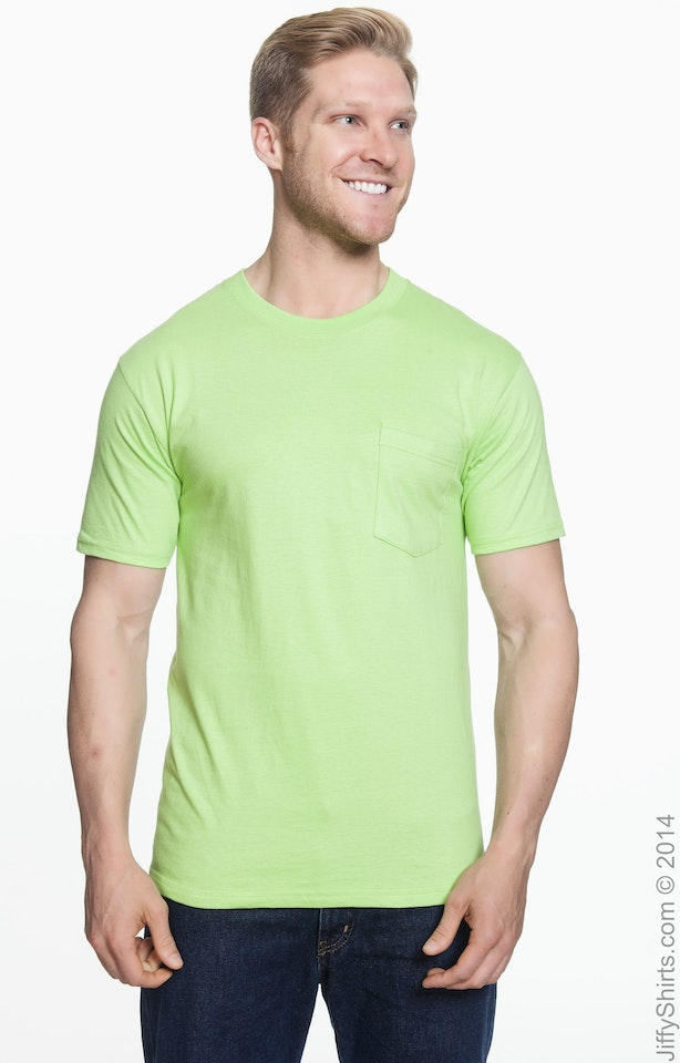 Hanes 5190P Lime